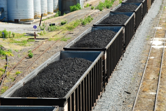 Trouble in the air?: Coal trains could be rumbling through B.C. en route to Fraser Surrey Docks if a new proposal comes to pass – and a new study says that would pose health hazards.